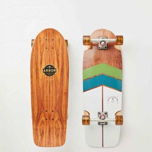 Arbor Oso Foundation 19 Skateboard