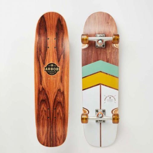 Arbor Cucharon Foundation 19 Skateboard