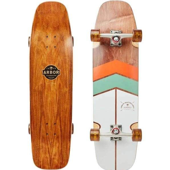 Arbor Shakedown Foundation 19 Skateboard