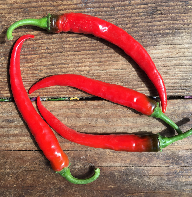 Cayenne Pepper - Each