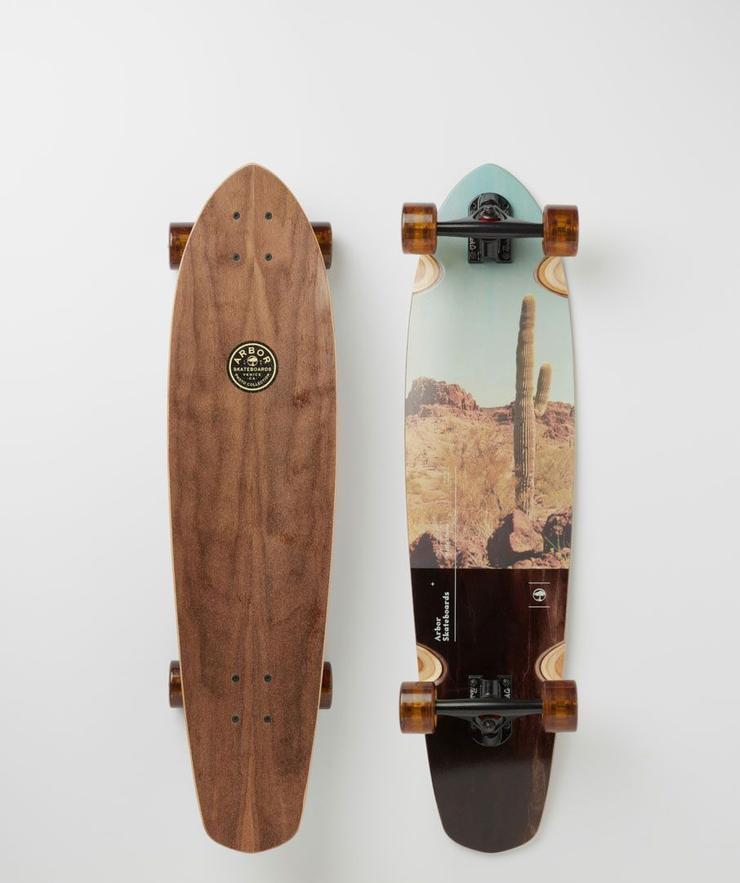 Arbor Mission Photo 19 Skateboard