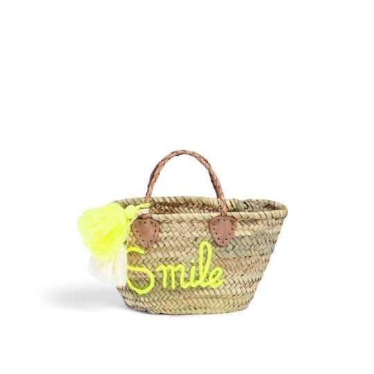 Daylesford Smile Panier Bag