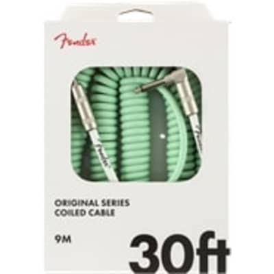 Fender Original Series Coiled Cable 30ft