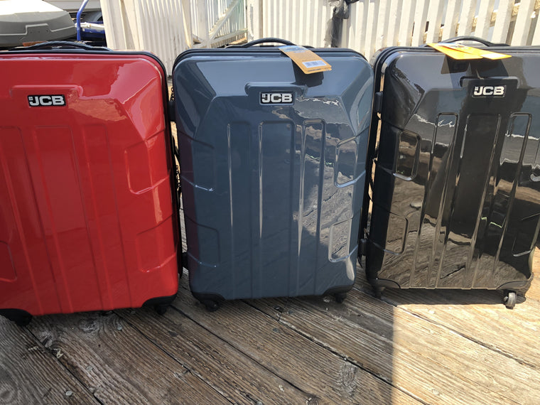 JCB New Luggage Set Of 3