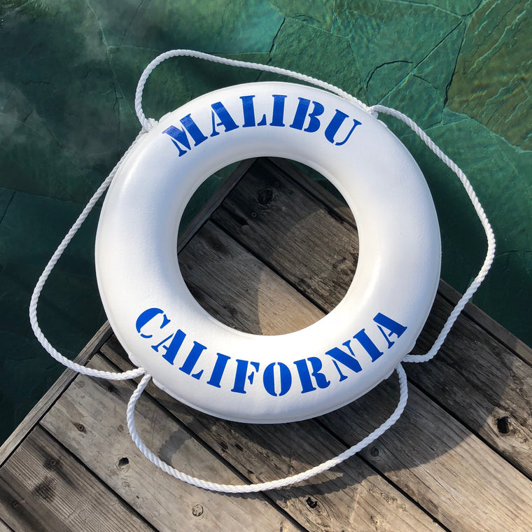 Malibu, California Lifesaver