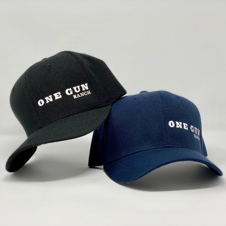 One Gun Ranch Hats