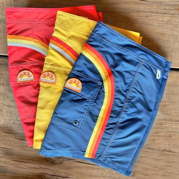 Sundek Low Rise 14'' Boardshorts