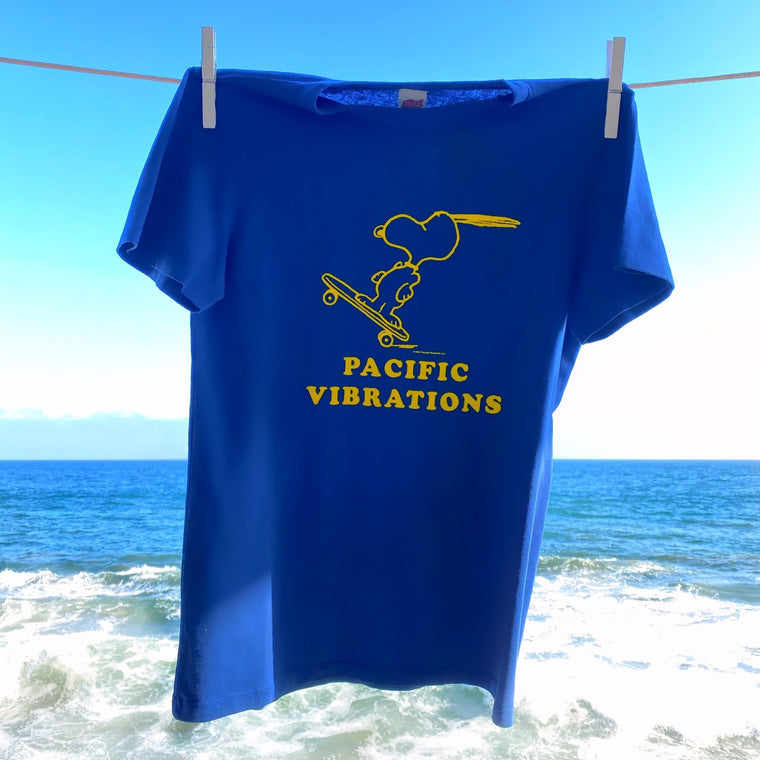 TSPTR  Peanuts Pacific Vibrations T-Shirt