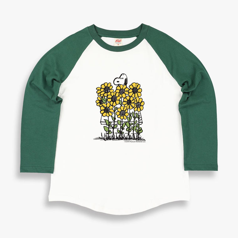 TSPTR Sunflowers Raglan T-Shirt