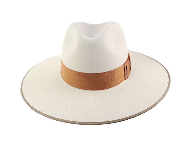 Stetson Tri-City Hat, Silverbelly