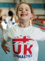 UK Gymnastics T-Shirt