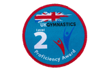 UK Gymnastics Proficiency Level 2 Award