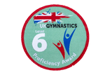 UK Gymnastics Proficiency Level 6 Award