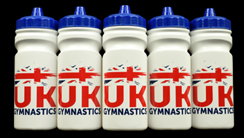 UK Gymnastics Sports Bottle