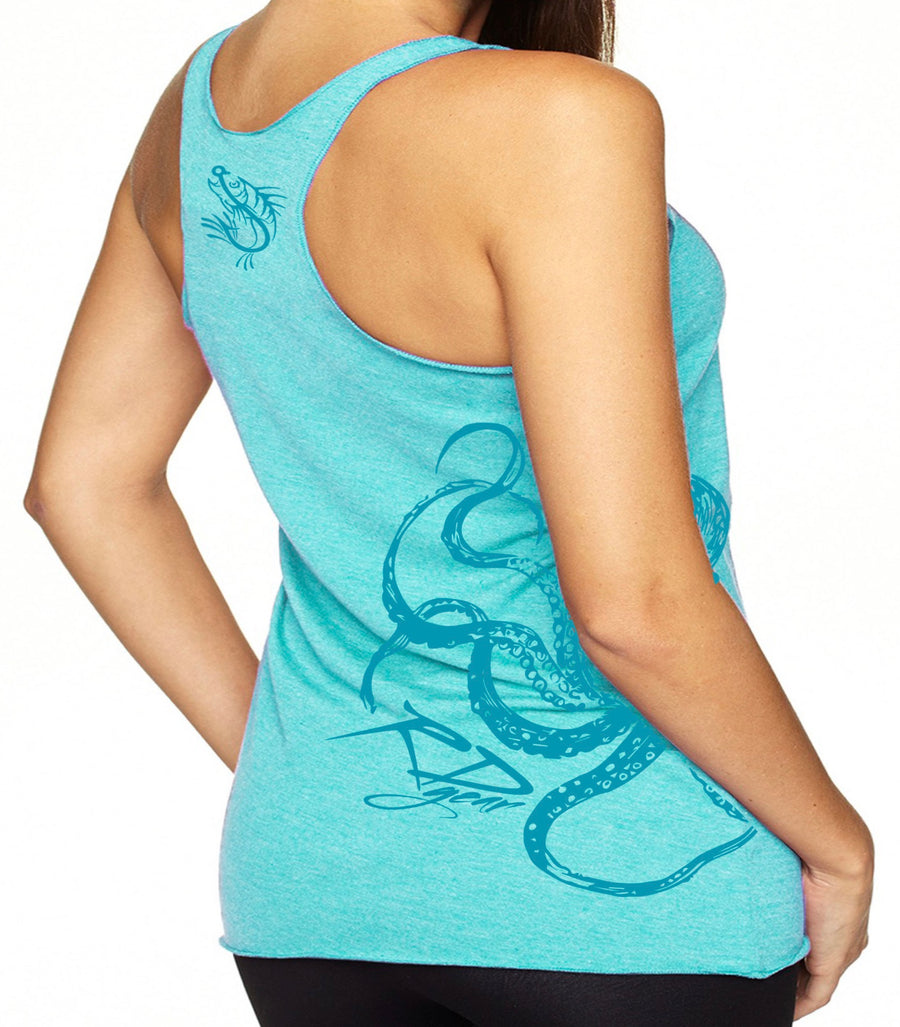 Ladies Octopus Tank