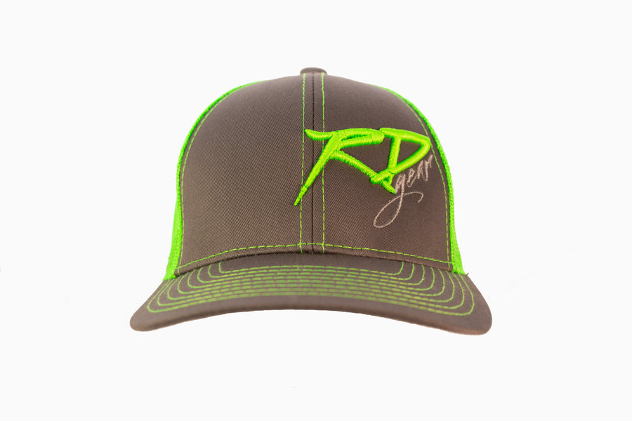 Lime Green RDGear Hat