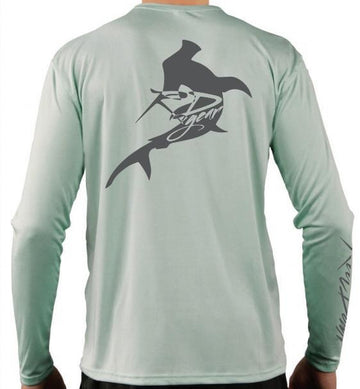 Men's LS Hammerhead RD Gear Shirt