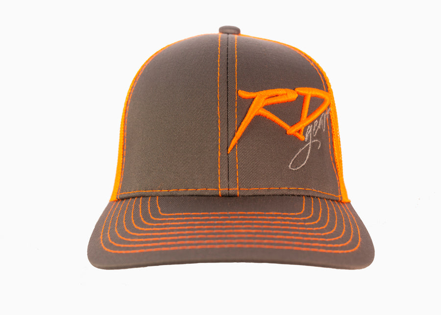 Orange RDGear Hat
