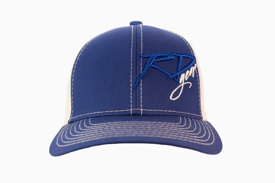 Blue RDGear Hat