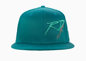 Electric Blue RDGrear FlatBill Hat
