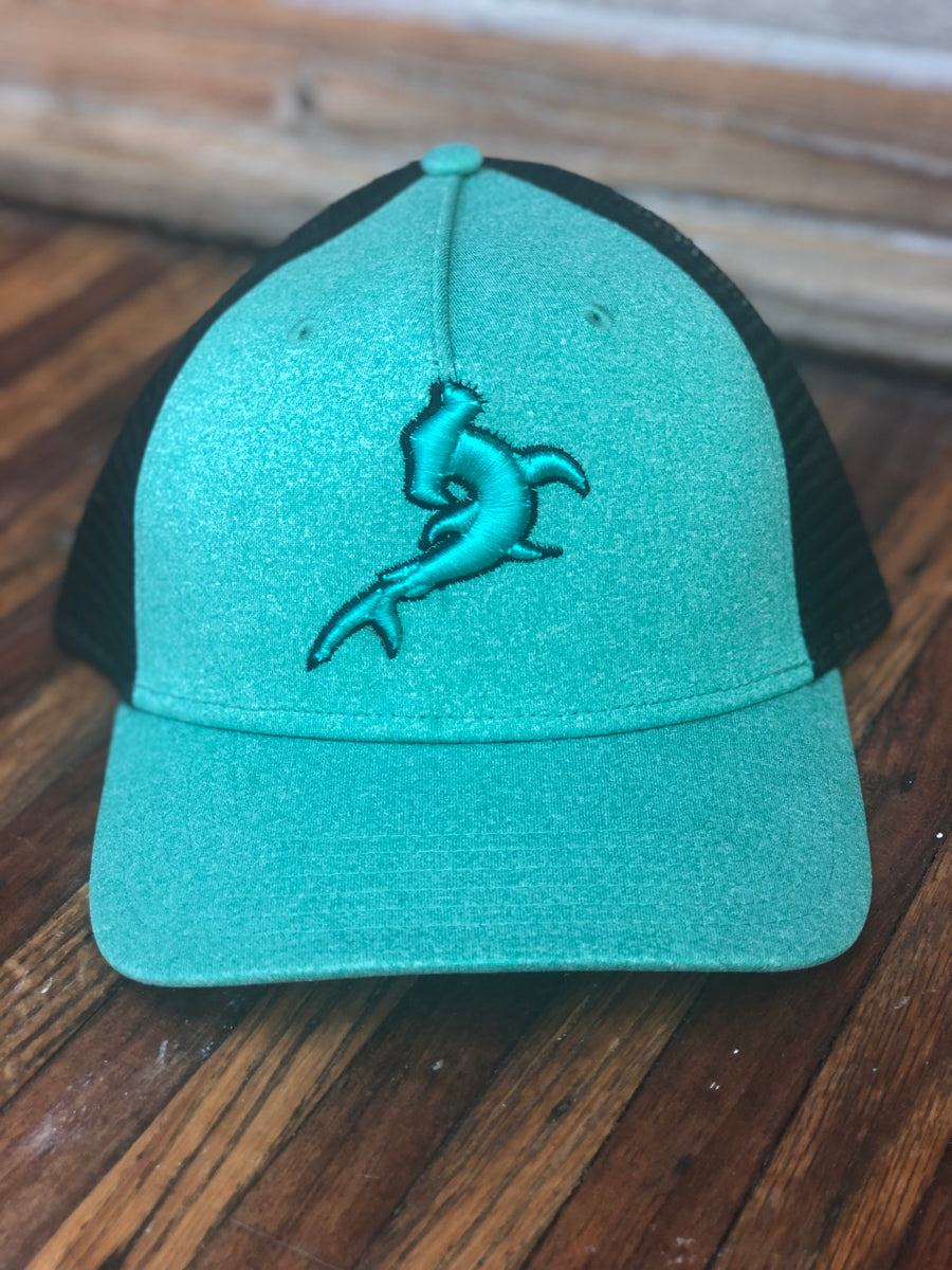 Hammerhead Shark Snap-Back 5 Panel Cap