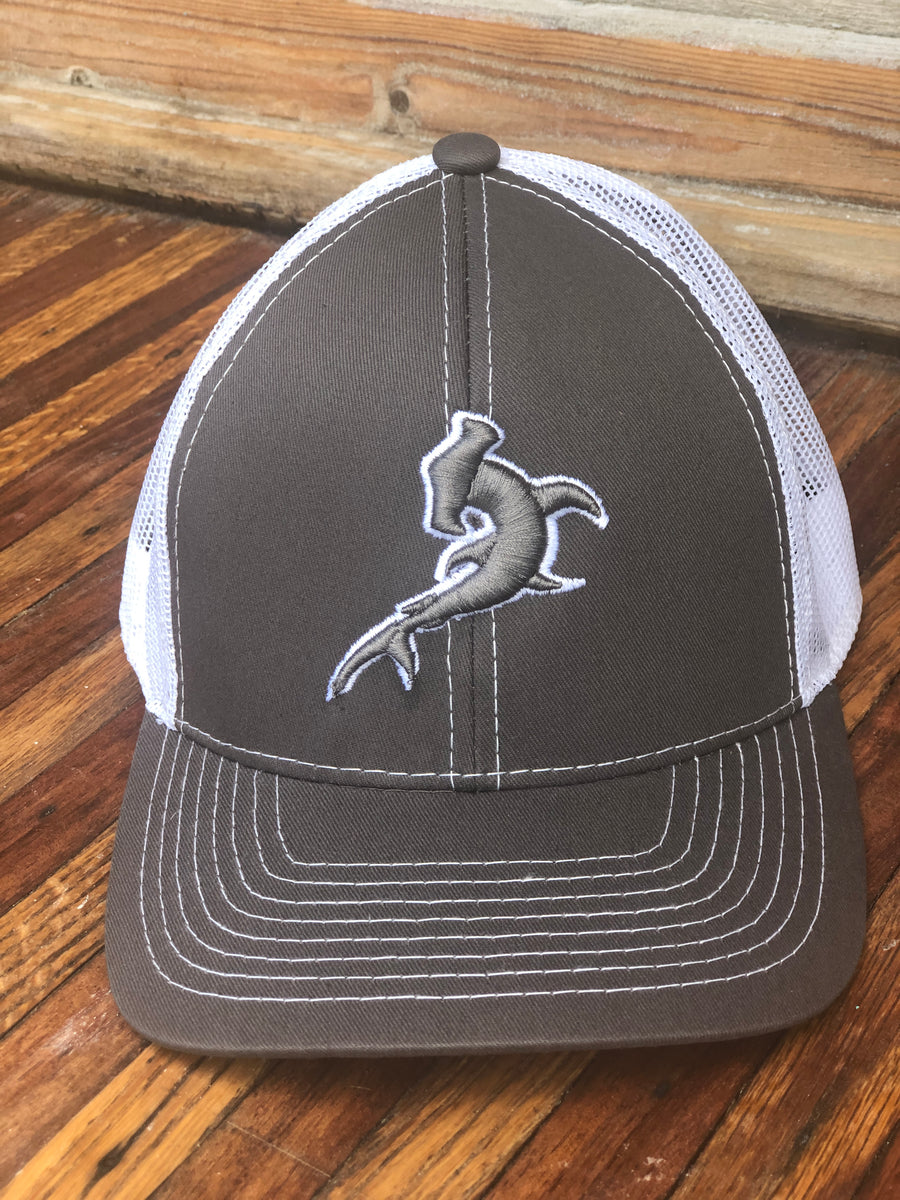 Hammerhead Shark Snap-Back 6 Panel Pro Cap