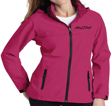 Ladies B'Town Pack-A-Way Rain Jacket
