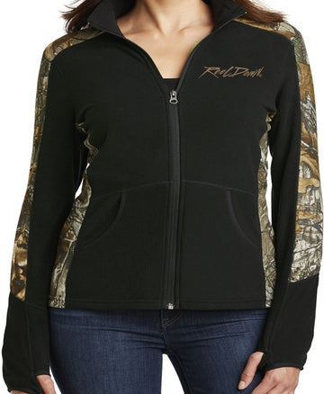 Ladies Camo Myakka Jacket