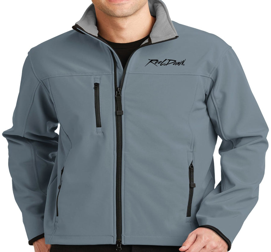 Men's Soft-Shell SHARK SKIN Jacket