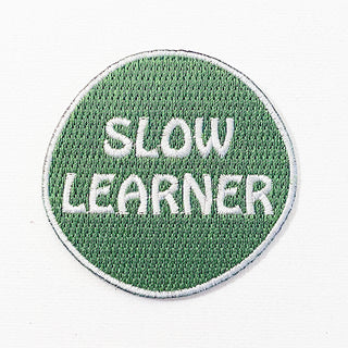 Slow Learner Patch