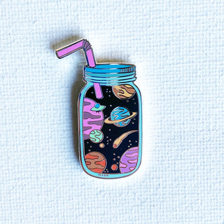 Galactic Preservation Pin (Sippy Cup Variant)