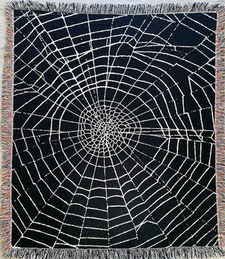 Spider Web Blanket (Second Variant)