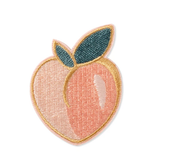 Embroidered Adhesive Patch