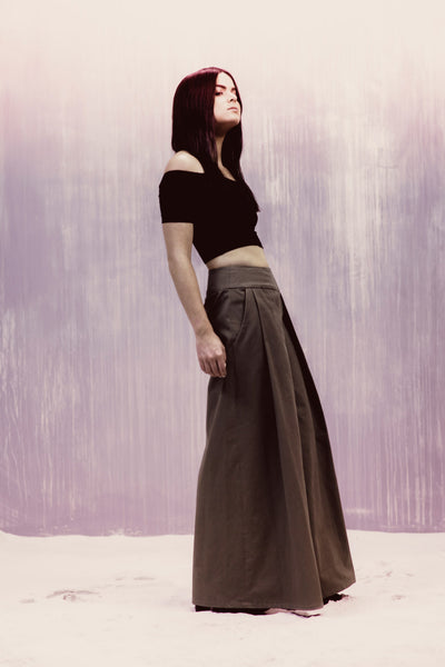 wide leg pant sewing pattern