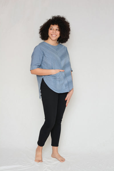 women's shirt sewing pattern