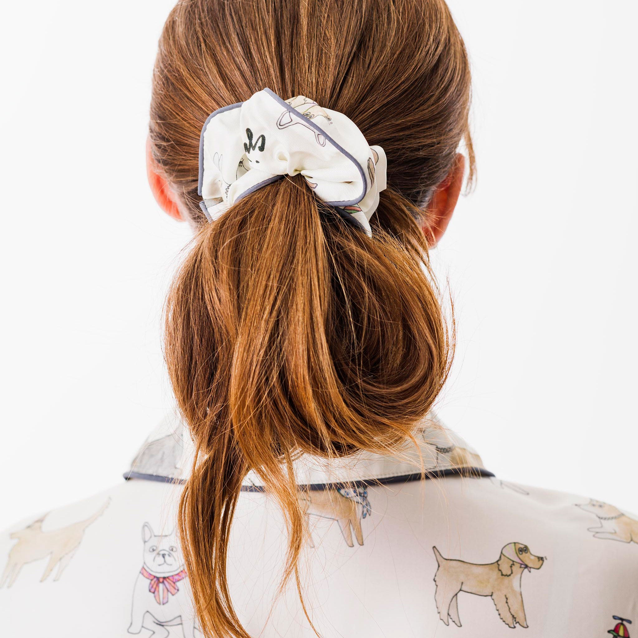 Puppy Love Scrunchie