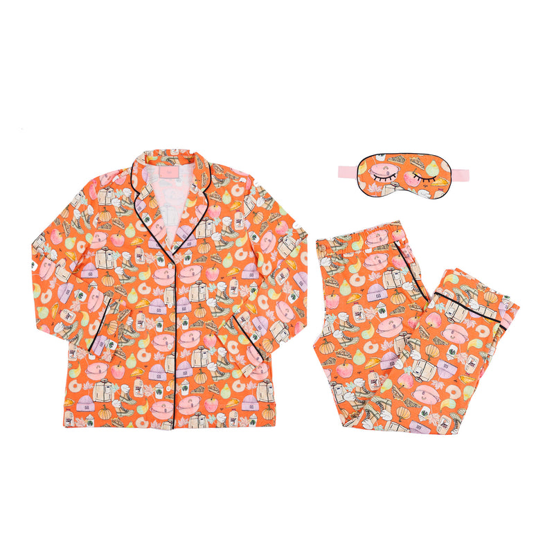 Fall Basics Pajama Set