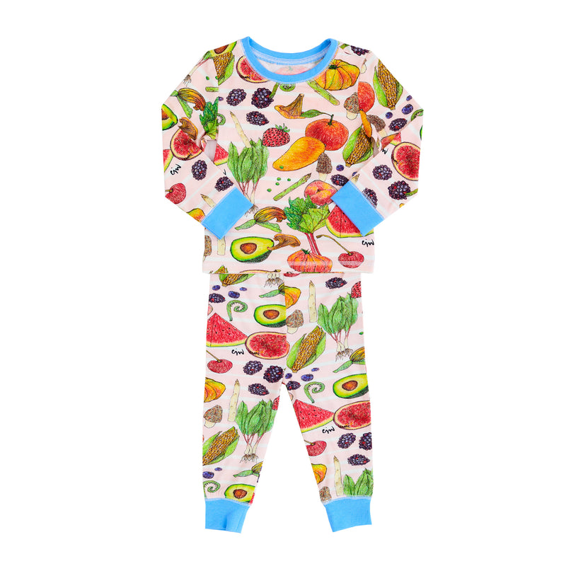 Fruit and Veggies Mini Lounge Set