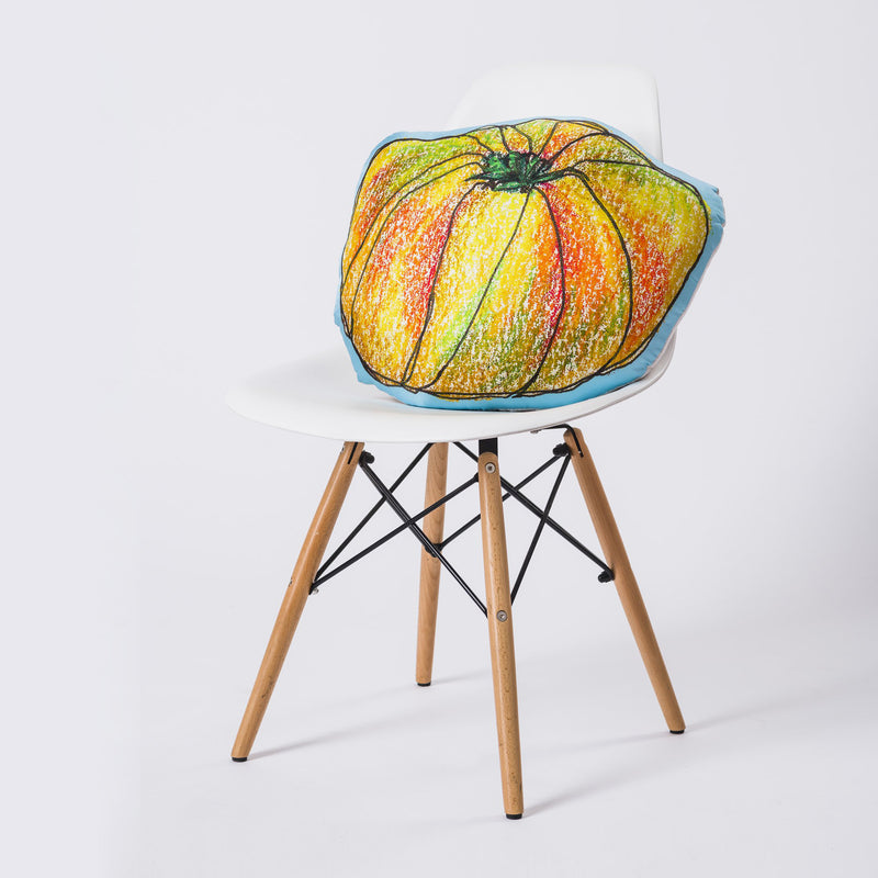 Heirloom Tomato Fun Cushion