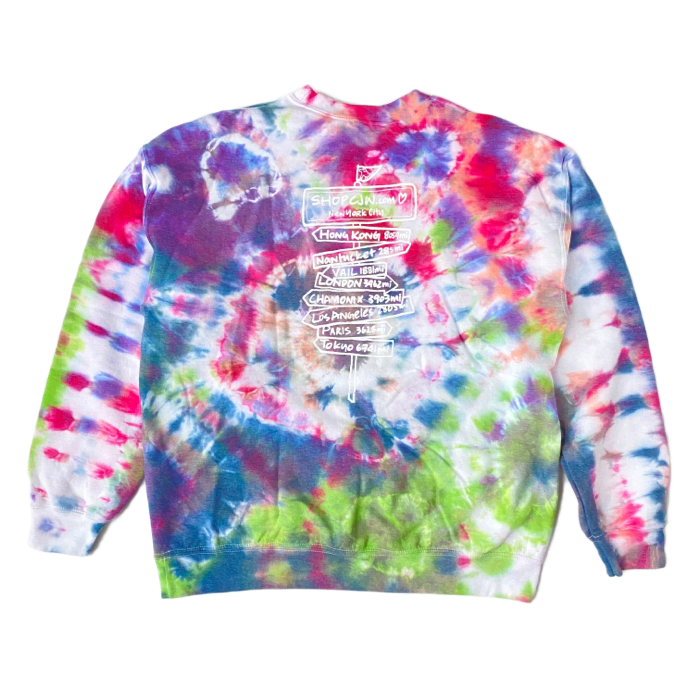 #friendsofCJW sweatshirt (LARGE-2)