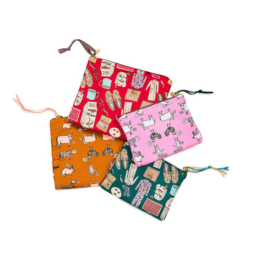 Chinese Zodiac Pouch Mini