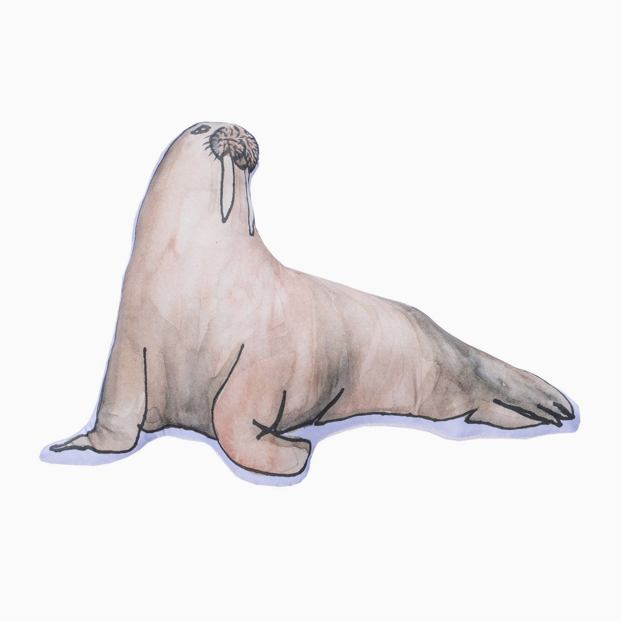 Walrus Fun Cushion