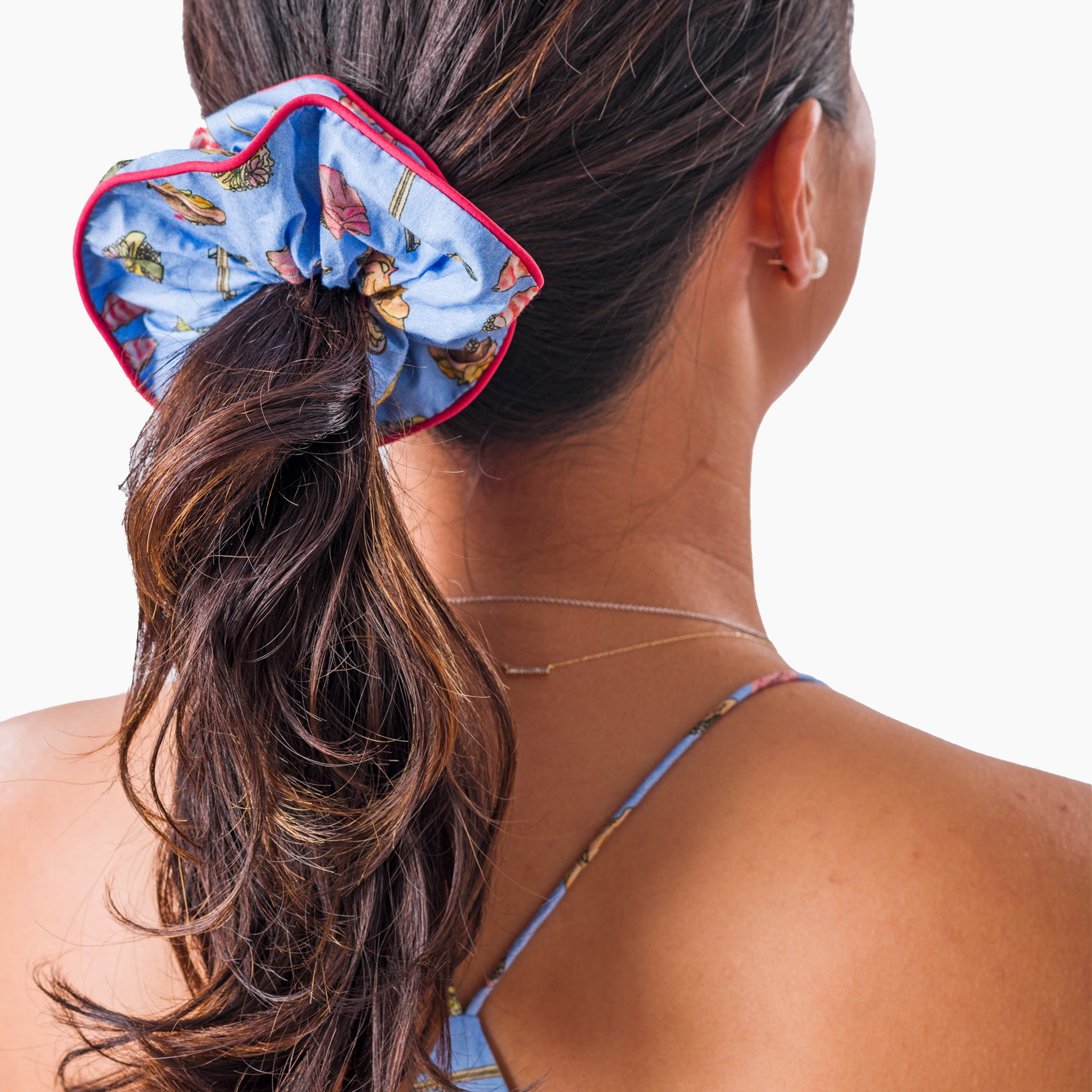 Sushi Dreams Scrunchie