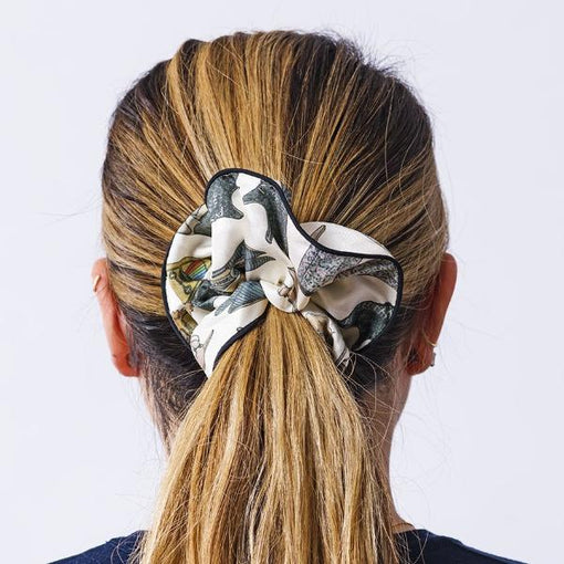 shoegoals scrunchie