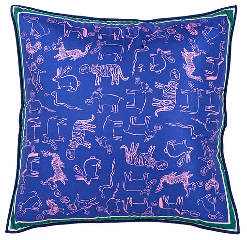 chinese zodiac giant cushion