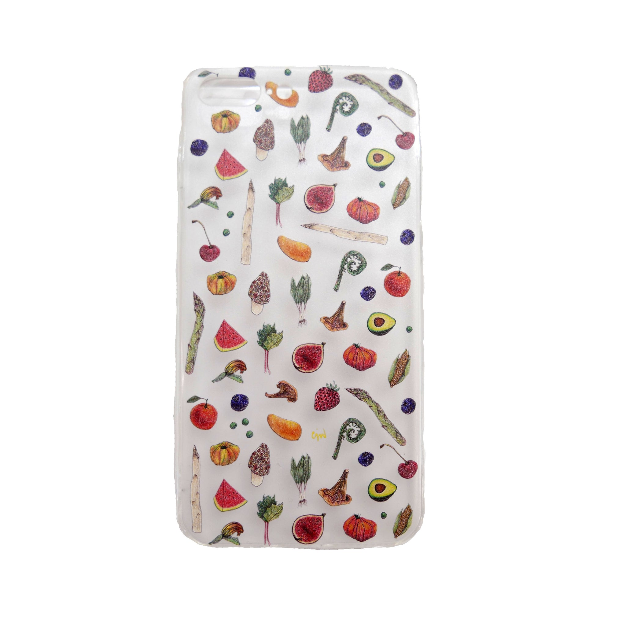 Fruit and Vege iPhone Case