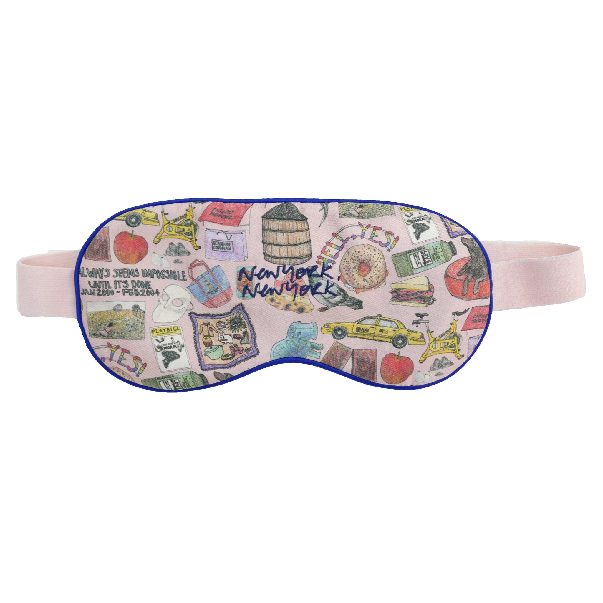 nyc eye mask