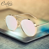 Women's Mirror Sunglasses