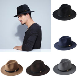 Men's Wool Panama Hat