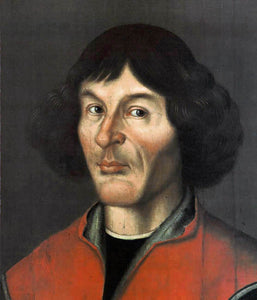 Nicolaus Copernicus and his revolutionary theory